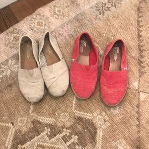 Toms Lot is 2